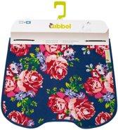 Qibbel Q735 - Stylingset Windscherm - Blossom Roses Blue