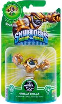 Skylanders Swap Force: Grilla Drilla - Swap Force