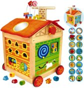 Im Toy - Speelhuis op wieltjes
