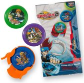 Beyblade flying disc shooter van Goliath