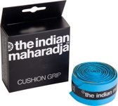 The Indian Maharadja Cushion grip-blue Hockeytape Unisex - blauw