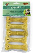 Boneguard Kluif Naturel - Hond - Voor Boneguard maat 0 en 1 - 10 cm - 5 stuks