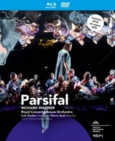Parsifal (Bluray+Dvd)