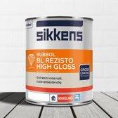 Sikkens-Rubbol-BL Rezisto High-Gloss-Ral 9016 Verkeerswit-2,5 Liter