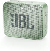 JBL Go 2 - Draadloze Bluetooth Mini Speaker- Mintgroen