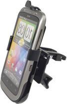 Houder voor in het ventilatierooster voor de HTC Desire S