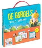 Boekomslag van 'De Gorgels - De Gorgels tafels oefenen'