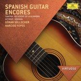 Spanish Guitar Encores (Virtuoso)