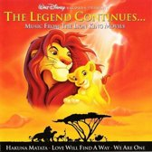 The Lion King - The Legend Continues