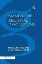 Manual of Archival Description