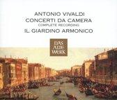 Vivaldi : Concerti Da Camera,