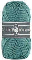 10 x Durable Cosy Fine Vintage Green (2134)