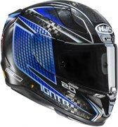 HJC RPHA 11 Carbon Jackson Storm Disney Pixar Helm Zwart Blauw