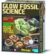 4M Kidzlabs Glow Fossil Science