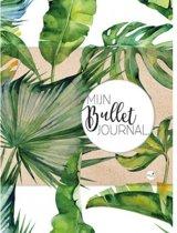 Mijn Bullet Journal Botanisch  + Mijn Bullet Journal Stencils - Set van 15  + 1 A4  Zipperbag