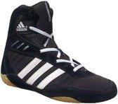 big sale 410b4 c053e Adidas Pretereo Zwart Boksschoenen  Worstelschoenen-40