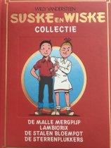 Suske en Wiske Lecturama collectie de delen 143 t/m 146