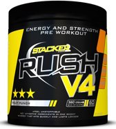 Stacker 2 Rush V4 60 servings-Green Apple