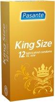 Pasante King Size - 12 stuks - Condooms