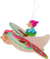 Goki Mobiel zweeffiguur kabouter breedte circa 21 cm