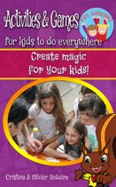 Activities & Games for kids to do everywhere