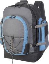 Shugon Classic Travel Backpack Dark Grey/Black/Petrol