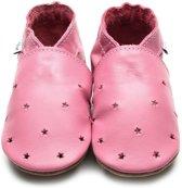 Inch Blue babyslofjes Milky Way rose pink