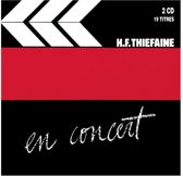 En Concert, Vol. 1