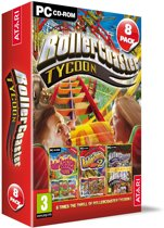Rollercoaster Tycoon 8 Pack - Windows