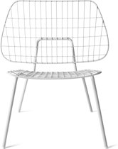 Menu WM String - fauteuil - wit