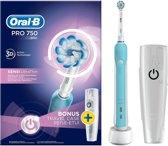 Oral-B PRO 750 Sensi UltraThin - Elektrische Tandenborstel