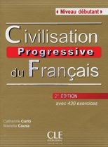 Civilisation progressive du français 2e édition - niveau débutant livre + CD audio