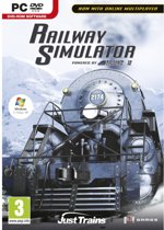 Railway Simulator (DVD-Rom) - Windows