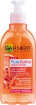 Skin Nat.Pure Act.Fruity Wash