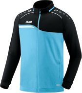 Jako Competition 2.0 Polyesterjack - Sweaters  - blauw licht - 164