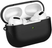 Teleplus Apple Airpods Pro Case Impact Protected Silicone Black hoesje