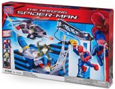 Mega Bloks The Amazing Spider-Man Oscorp Tower Battle