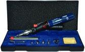 FERM SGM1006 Soldeerpistool/soldeerbrander - brandduur 35 min. - Max. temperatuur 375°C - Incl. 8 accessoires
