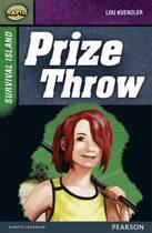 Rapid Stage 9 Set B: Survival Island: Prize Throw