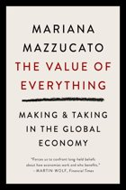 Boek cover The Value of Everything van Mariana Mazzucato