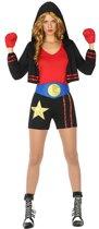 Verkleedkleding voor volwassenen - Boxer Girl