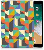 Apple iPad Pro 10.5 Uniek Tablethoesje Funky Retro