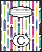 Composition Notebook C