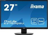 Iiyama ProLite E2783QSU - WQHD Monitor