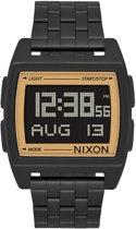 Nixon the base A11071031 Mannen Quartz horloge