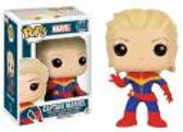 MARVEL - Bobble Head POP N° 148 - Captain Marvel