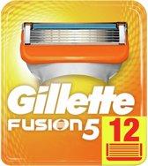 Gillette Fusion5 - 12 Stuks - Scheermesjes