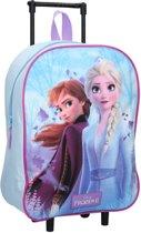 Frozen 2 Magical Journey Trolley - Blue -