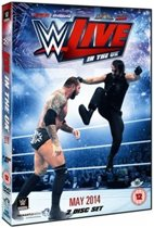 Wwe - Live In The Uk - April 2014