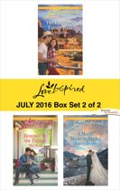 Harlequin Love Inspired July 2016 - Box Set 2 of 2